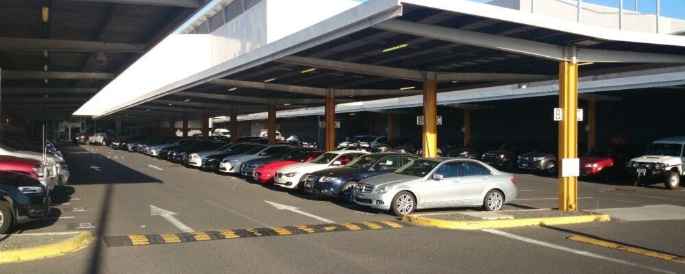 Get Airport Parking at Tullamarine Melbourne